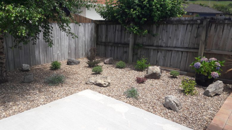 Lewis Landscaping - Rotorua - Fresh low maintenance garden - 2